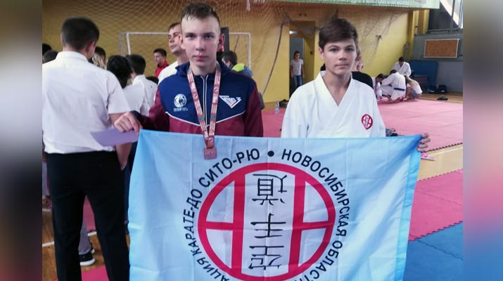 Межрегиональный турнир по каратэ в Бийске