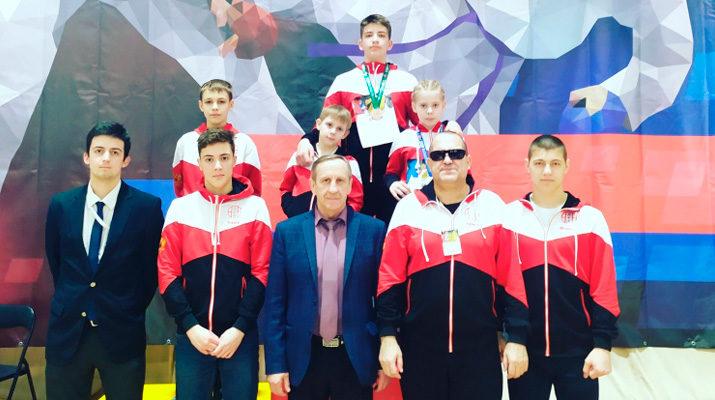 Спортсмены федерации Сито-рю
